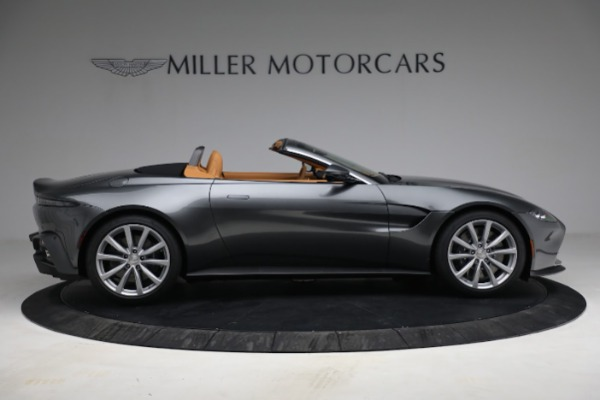 New 2021 Aston Martin Vantage Roadster for sale $174,586 at Bentley Greenwich in Greenwich CT 06830 8