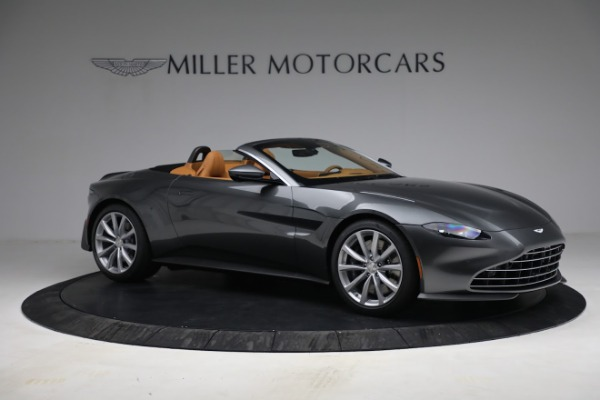 New 2021 Aston Martin Vantage Roadster for sale $174,586 at Bentley Greenwich in Greenwich CT 06830 9