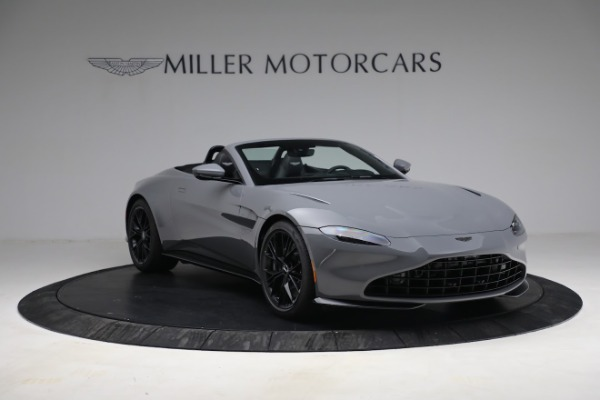 New 2021 Aston Martin Vantage Roadster for sale $180,286 at Bentley Greenwich in Greenwich CT 06830 10