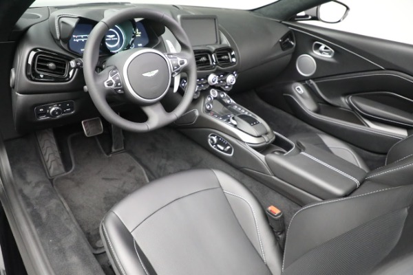 New 2021 Aston Martin Vantage Roadster for sale $180,286 at Bentley Greenwich in Greenwich CT 06830 13