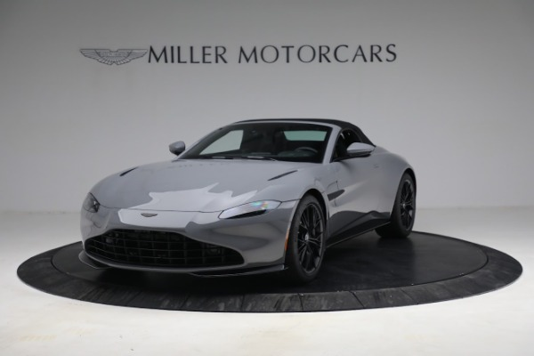 New 2021 Aston Martin Vantage Roadster for sale $180,286 at Bentley Greenwich in Greenwich CT 06830 21