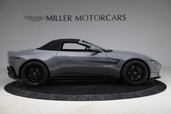 New 2021 Aston Martin Vantage Roadster for sale $180,286 at Bentley Greenwich in Greenwich CT 06830 24
