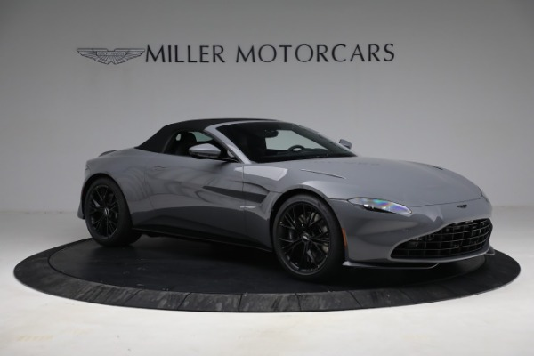 New 2021 Aston Martin Vantage Roadster for sale $180,286 at Bentley Greenwich in Greenwich CT 06830 26