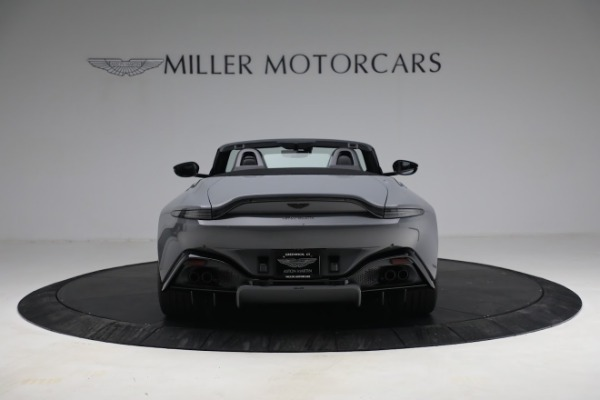 New 2021 Aston Martin Vantage Roadster for sale $180,286 at Bentley Greenwich in Greenwich CT 06830 5