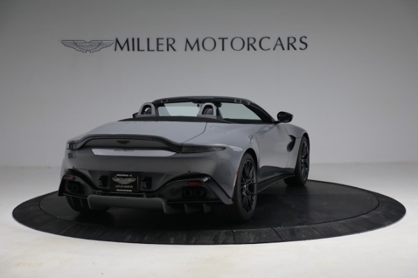 New 2021 Aston Martin Vantage Roadster for sale $180,286 at Bentley Greenwich in Greenwich CT 06830 6