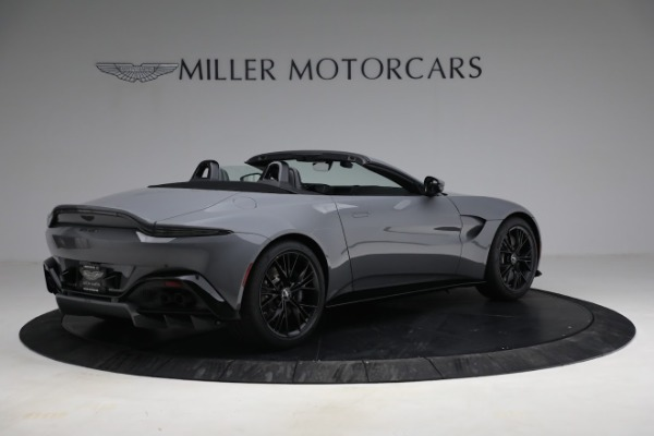 New 2021 Aston Martin Vantage Roadster for sale $180,286 at Bentley Greenwich in Greenwich CT 06830 7