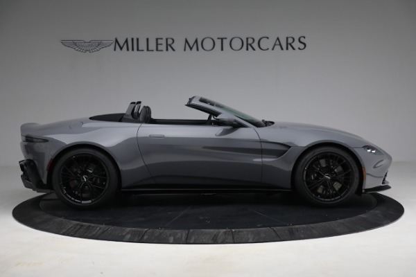 New 2021 Aston Martin Vantage Roadster for sale $180,286 at Bentley Greenwich in Greenwich CT 06830 8