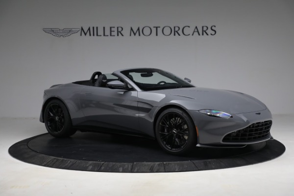 New 2021 Aston Martin Vantage Roadster for sale $180,286 at Bentley Greenwich in Greenwich CT 06830 9