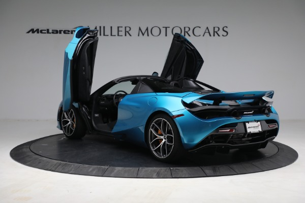 Used 2020 McLaren 720S Spider for sale $334,900 at Bentley Greenwich in Greenwich CT 06830 15