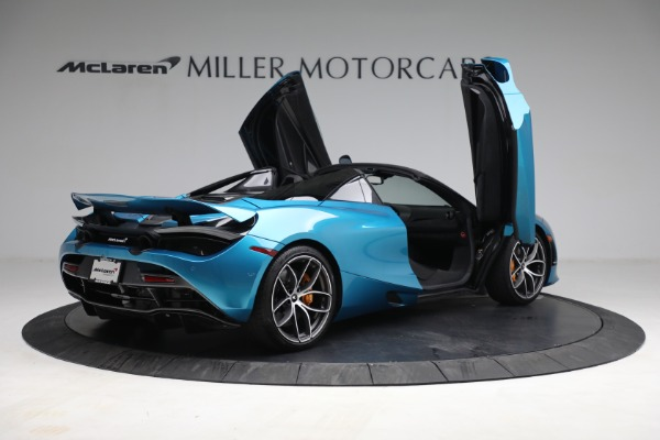 Used 2020 McLaren 720S Spider for sale $334,900 at Bentley Greenwich in Greenwich CT 06830 17