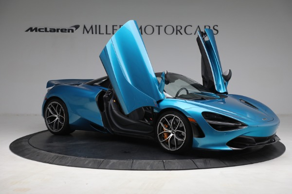Used 2020 McLaren 720S Spider for sale $334,900 at Bentley Greenwich in Greenwich CT 06830 19
