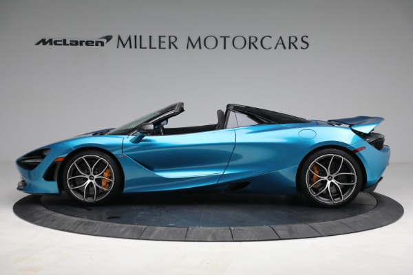 Used 2020 McLaren 720S Spider for sale $334,900 at Bentley Greenwich in Greenwich CT 06830 2
