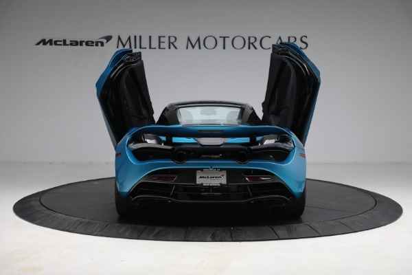 Used 2020 McLaren 720S Spider for sale $334,900 at Bentley Greenwich in Greenwich CT 06830 25