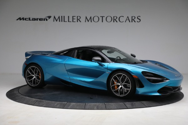 Used 2020 McLaren 720S Spider for sale $334,900 at Bentley Greenwich in Greenwich CT 06830 27