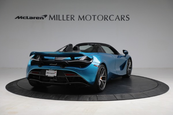 Used 2020 McLaren 720S Spider for sale $334,900 at Bentley Greenwich in Greenwich CT 06830 6
