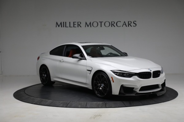 Used 2019 BMW M4 for sale $71,900 at Bentley Greenwich in Greenwich CT 06830 10