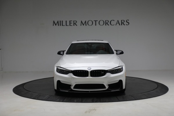 Used 2019 BMW M4 for sale $71,900 at Bentley Greenwich in Greenwich CT 06830 11