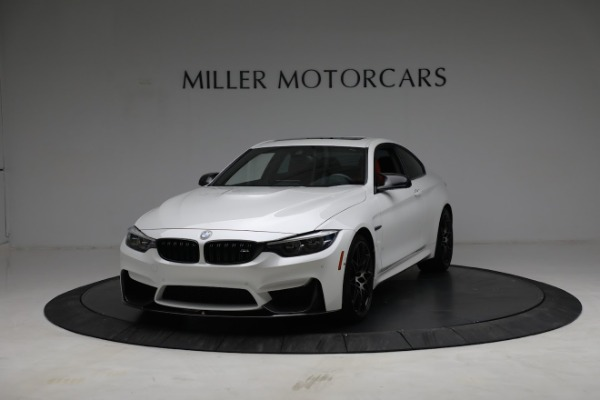 Used 2019 BMW M4 Competition for sale Call for price at Bentley Greenwich in Greenwich CT 06830 12