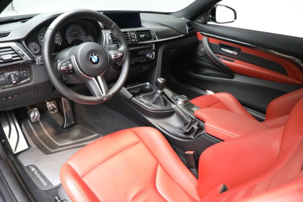 Used 2019 BMW M4 for sale $71,900 at Bentley Greenwich in Greenwich CT 06830 14