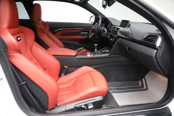 Used 2019 BMW M4 Competition for sale Call for price at Bentley Greenwich in Greenwich CT 06830 20