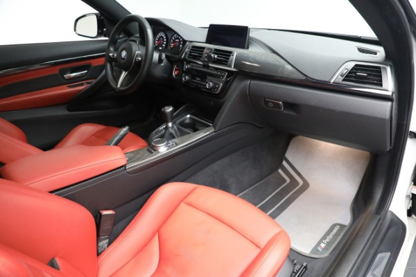 Used 2019 BMW M4 for sale $71,900 at Bentley Greenwich in Greenwich CT 06830 21