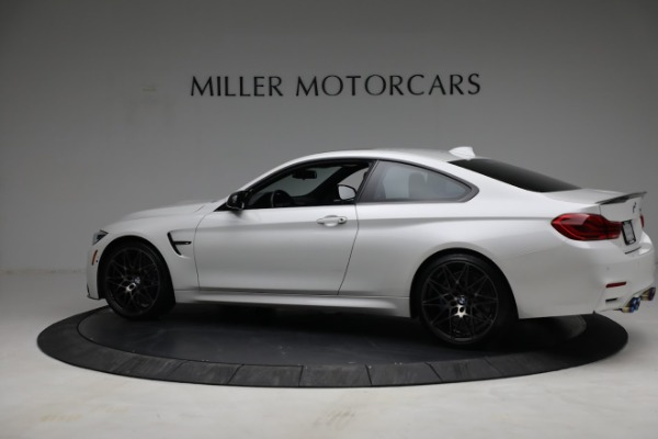 Used 2019 BMW M4 Competition for sale Call for price at Bentley Greenwich in Greenwich CT 06830 3