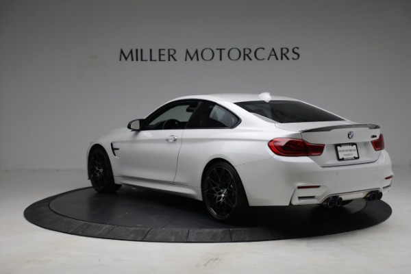 Used 2019 BMW M4 Competition for sale Call for price at Bentley Greenwich in Greenwich CT 06830 4