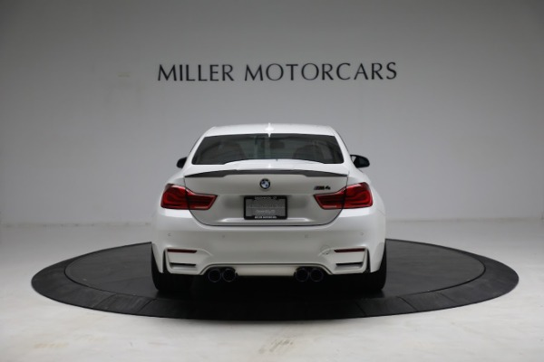 Used 2019 BMW M4 Competition for sale Call for price at Bentley Greenwich in Greenwich CT 06830 5