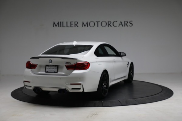 Used 2019 BMW M4 Competition for sale Call for price at Bentley Greenwich in Greenwich CT 06830 6
