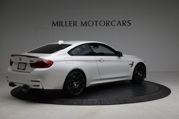 Used 2019 BMW M4 Competition for sale Call for price at Bentley Greenwich in Greenwich CT 06830 7