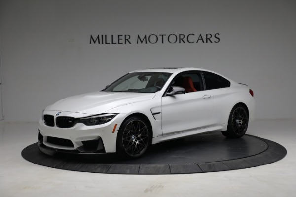 Used 2019 BMW M4 for sale $71,900 at Bentley Greenwich in Greenwich CT 06830 1