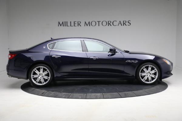 Used 2014 Maserati Quattroporte S Q4 for sale $42,900 at Bentley Greenwich in Greenwich CT 06830 11