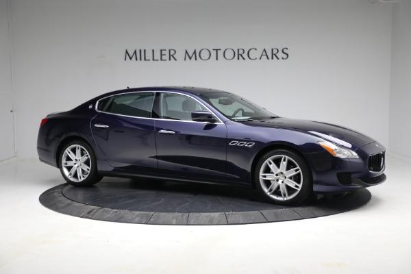 Used 2014 Maserati Quattroporte S Q4 for sale $42,900 at Bentley Greenwich in Greenwich CT 06830 12
