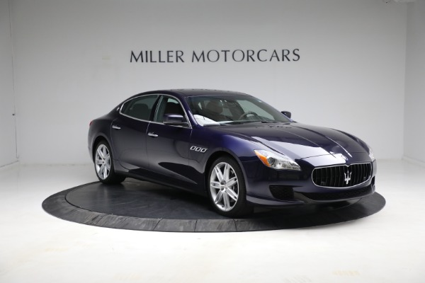 Used 2014 Maserati Quattroporte S Q4 for sale $42,900 at Bentley Greenwich in Greenwich CT 06830 13