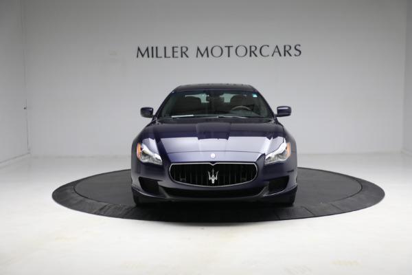 Used 2014 Maserati Quattroporte S Q4 for sale $42,900 at Bentley Greenwich in Greenwich CT 06830 14