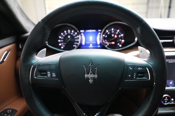 Used 2014 Maserati Quattroporte S Q4 for sale $42,900 at Bentley Greenwich in Greenwich CT 06830 15