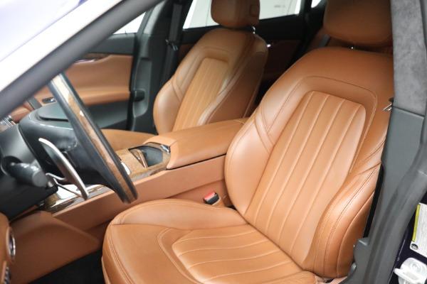 Used 2014 Maserati Quattroporte S Q4 for sale $42,900 at Bentley Greenwich in Greenwich CT 06830 16