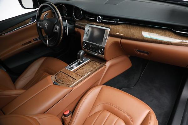 Used 2014 Maserati Quattroporte S Q4 for sale $42,900 at Bentley Greenwich in Greenwich CT 06830 17