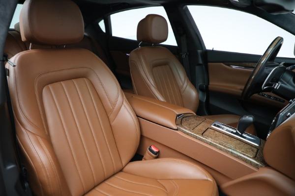 Used 2014 Maserati Quattroporte S Q4 for sale $42,900 at Bentley Greenwich in Greenwich CT 06830 18