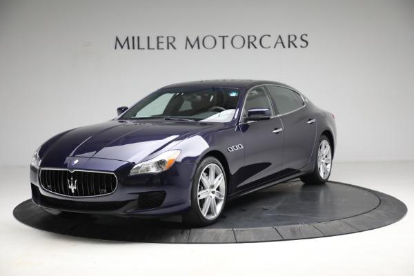 Used 2014 Maserati Quattroporte S Q4 for sale $42,900 at Bentley Greenwich in Greenwich CT 06830 2