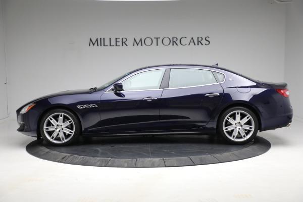 Used 2014 Maserati Quattroporte S Q4 for sale $42,900 at Bentley Greenwich in Greenwich CT 06830 4