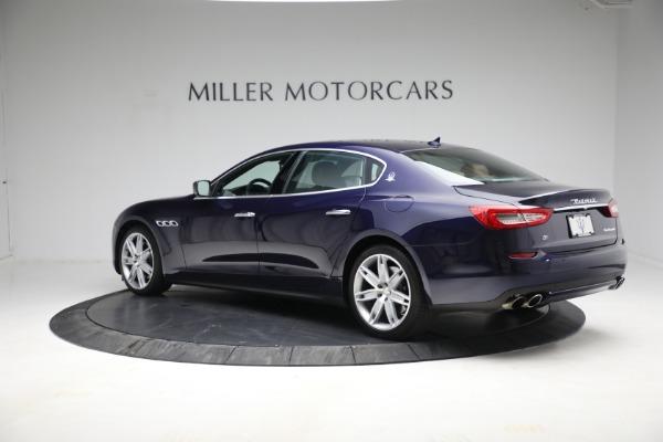 Used 2014 Maserati Quattroporte S Q4 for sale $42,900 at Bentley Greenwich in Greenwich CT 06830 6