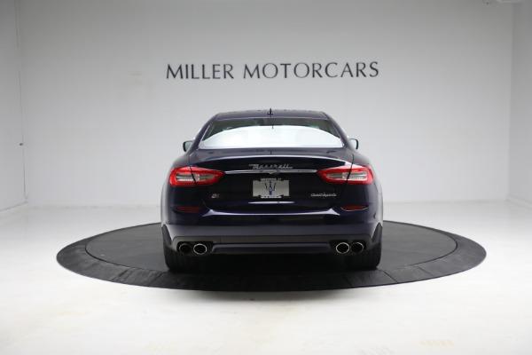 Used 2014 Maserati Quattroporte S Q4 for sale $42,900 at Bentley Greenwich in Greenwich CT 06830 8