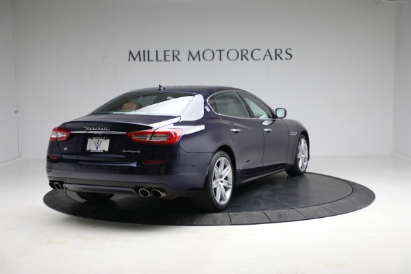 Used 2014 Maserati Quattroporte S Q4 for sale $42,900 at Bentley Greenwich in Greenwich CT 06830 9