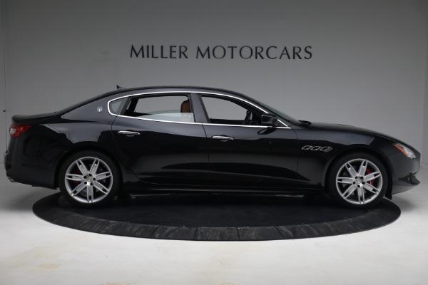 Used 2016 Maserati Quattroporte S Q4 for sale $46,900 at Bentley Greenwich in Greenwich CT 06830 11