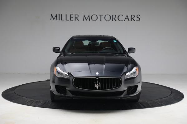 Used 2016 Maserati Quattroporte S Q4 for sale $46,900 at Bentley Greenwich in Greenwich CT 06830 12