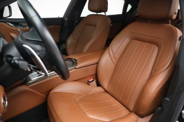 Used 2016 Maserati Quattroporte S Q4 for sale $46,900 at Bentley Greenwich in Greenwich CT 06830 15