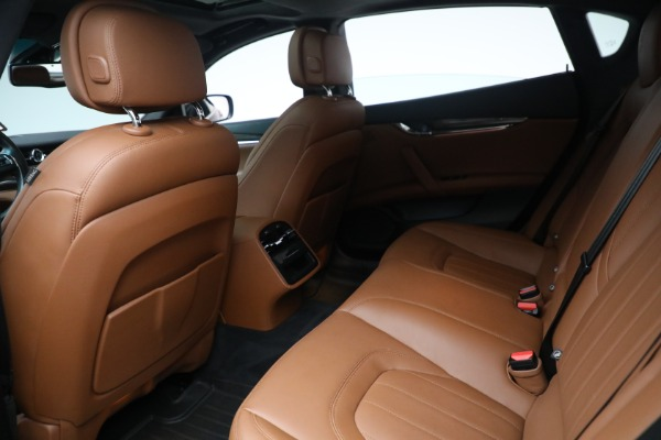 Used 2016 Maserati Quattroporte S Q4 for sale $46,900 at Bentley Greenwich in Greenwich CT 06830 22