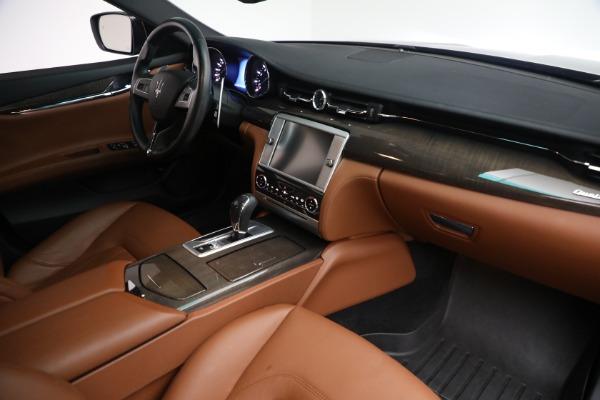 Used 2016 Maserati Quattroporte S Q4 for sale $46,900 at Bentley Greenwich in Greenwich CT 06830 26