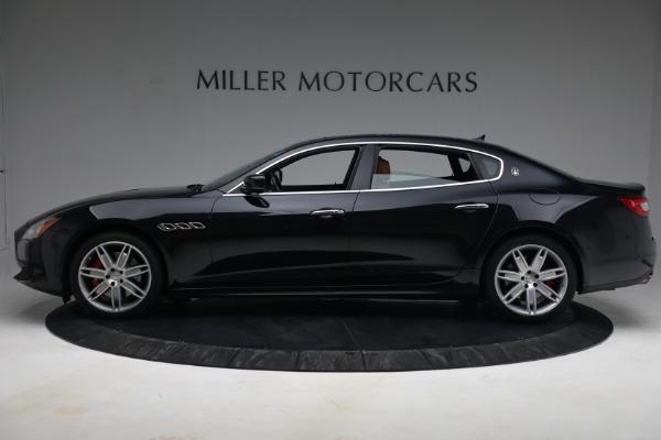 Used 2016 Maserati Quattroporte S Q4 for sale $46,900 at Bentley Greenwich in Greenwich CT 06830 3